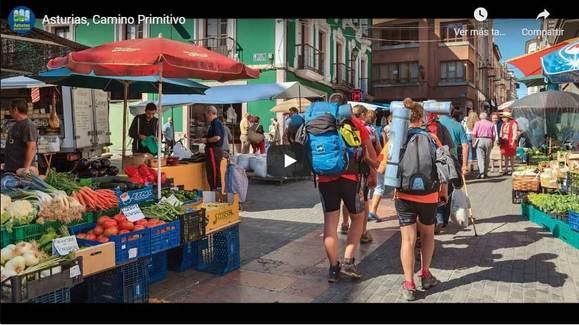 Video del Camino Primitivo en YouTube