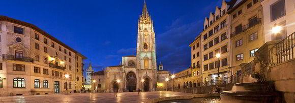 Catedral de Oviedo/Uviéu