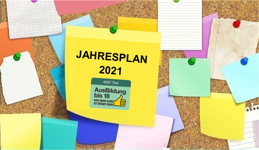 Jahresplanung Vor-Ort-Besuche 2020